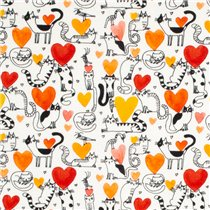 TELA CATS IN LOVE